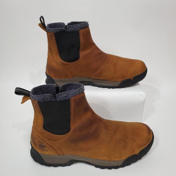 Paxson Chukka Waterproof Pullon Boot